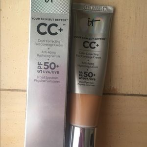 It! Cosmetics CC cream foundation ~ Brand New